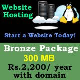 linux base hosting packages